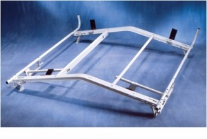 Van - Roof Ladder Rack